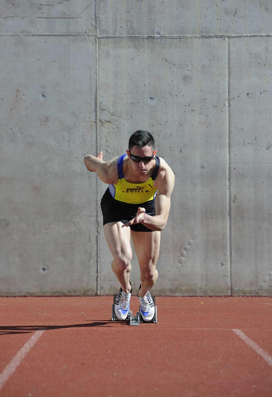 Pistas de atletismo con caucho SBR